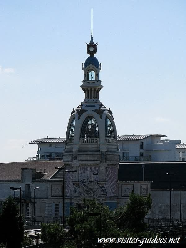 La tour LU Nantes