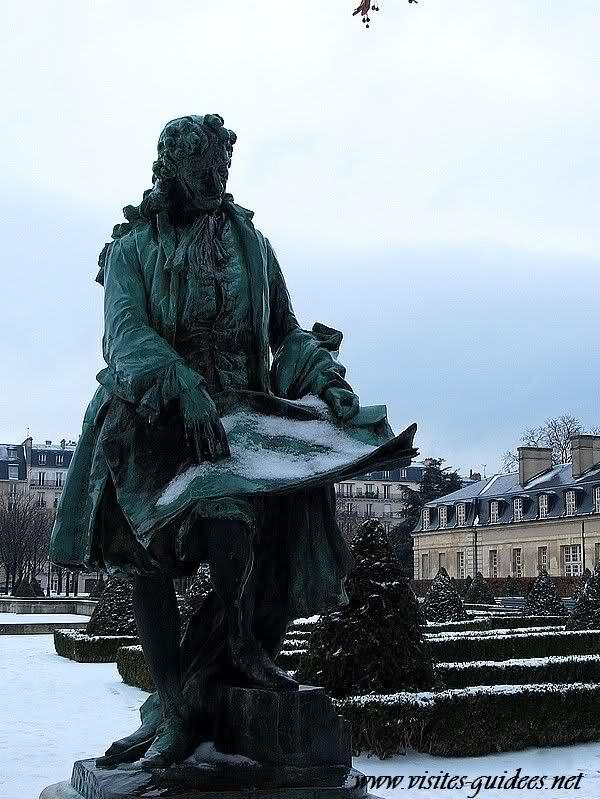 Jules Hardouin Mansart Invalides Paris