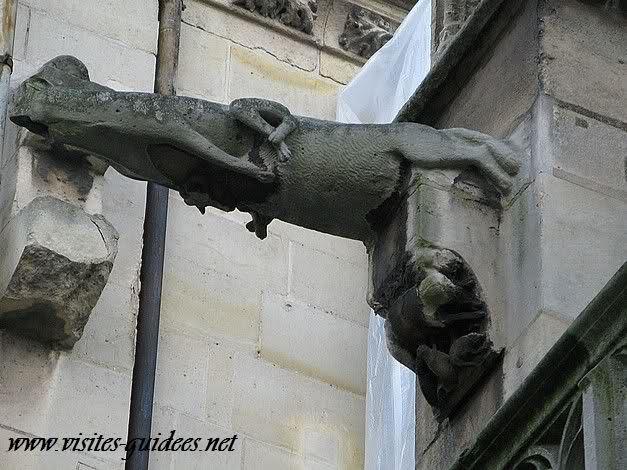 Gargouille St Germain l'Auxerrois