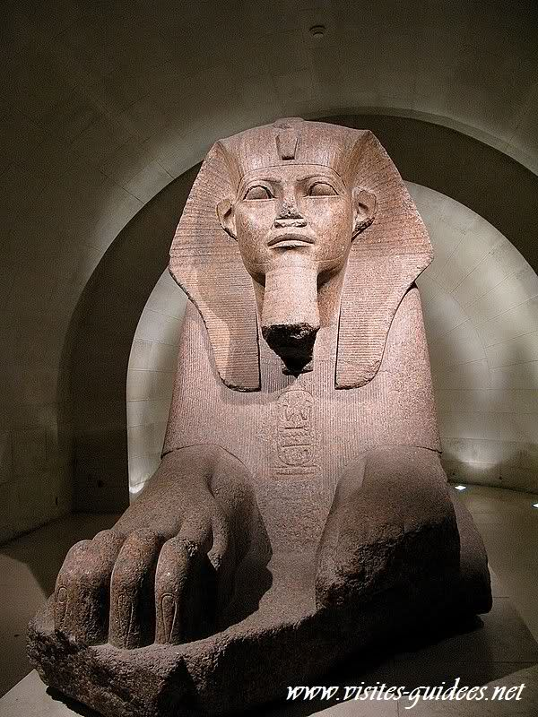 Grand Sphinx de Tanis