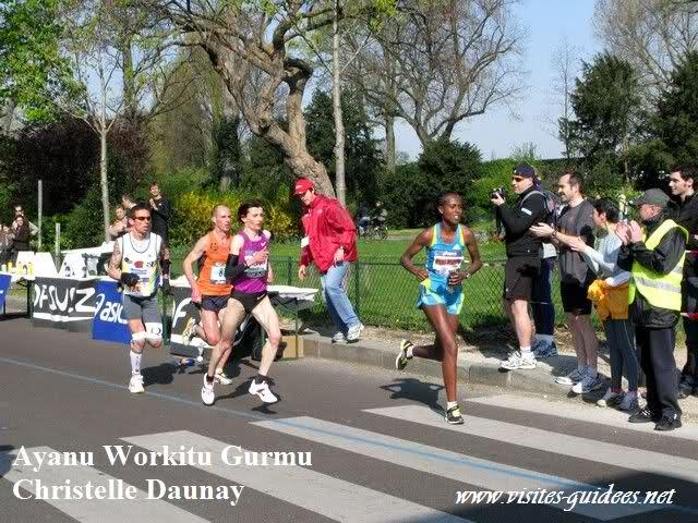 Marathon de Paris 2010