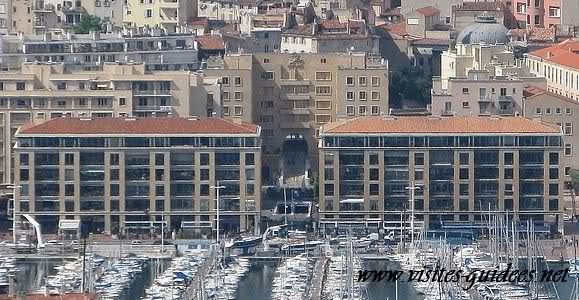 Maisons du Vieux-Port