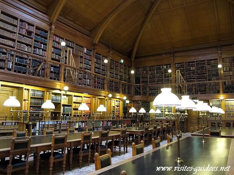 Bibliothèque Hôtel de Ville Paris