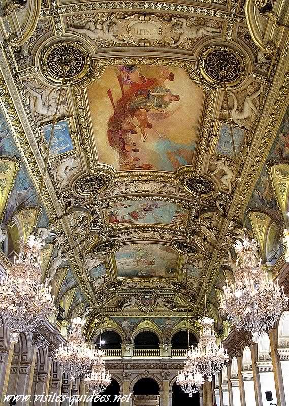 Salle des fêtes Hôtel de ville de Paris