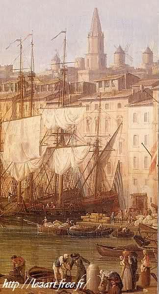 Moulins du Panier Marseille