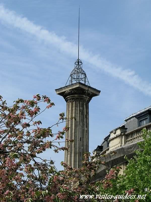 Colonne astrologique Paris