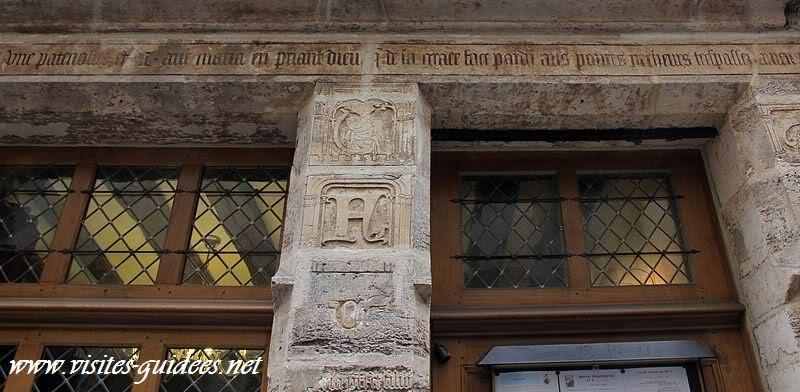 Maison de Nicolas Flamel