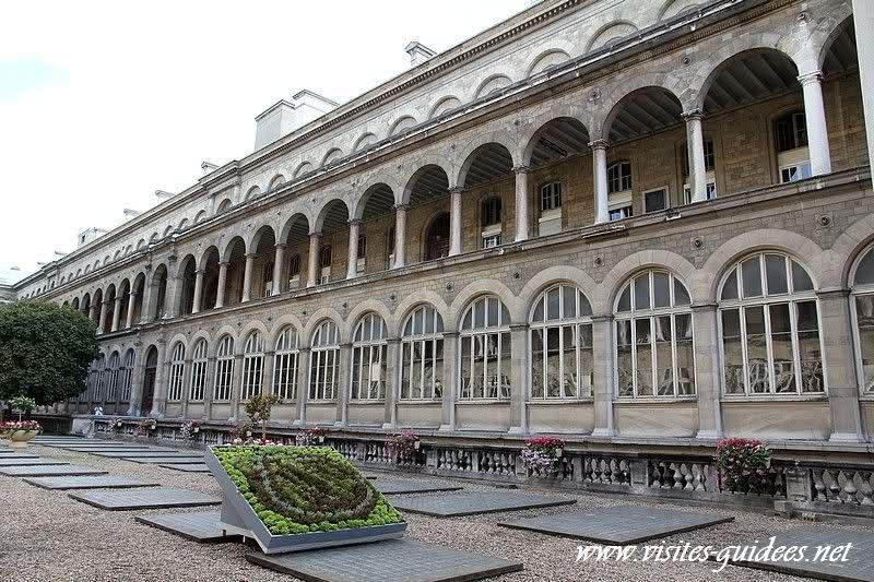 Jardins de l'Hôtel-Dieu Paris