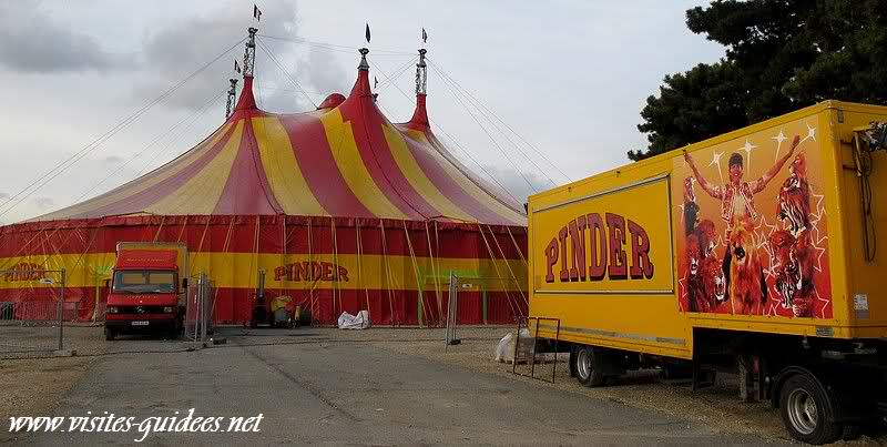 Cirque Pinder Paris