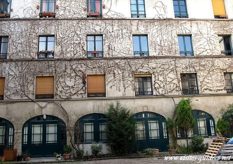 Ancien couvent des Filles anglaises Paris