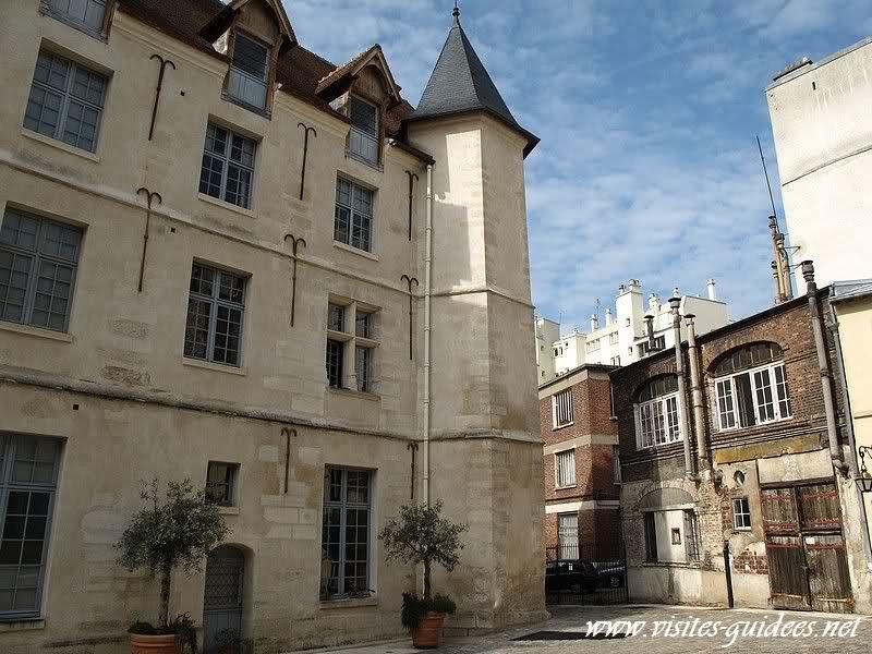 Château de la Reine Blanche Paris