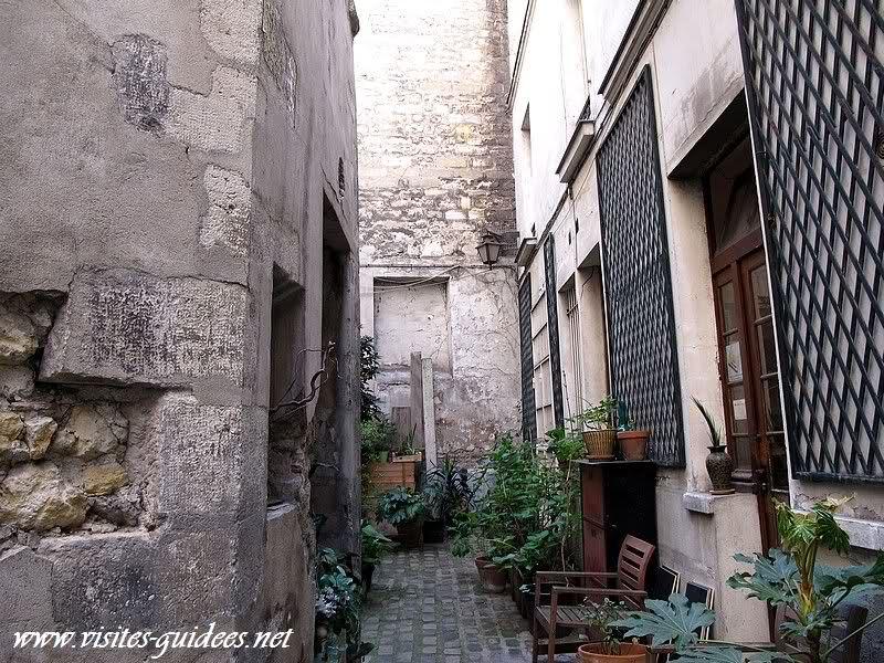 19 rue des Gobelins Paris