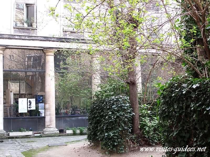Orangerie de Watteau