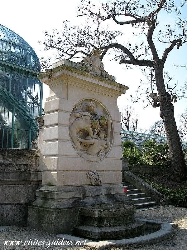 Fontaine de Dalou