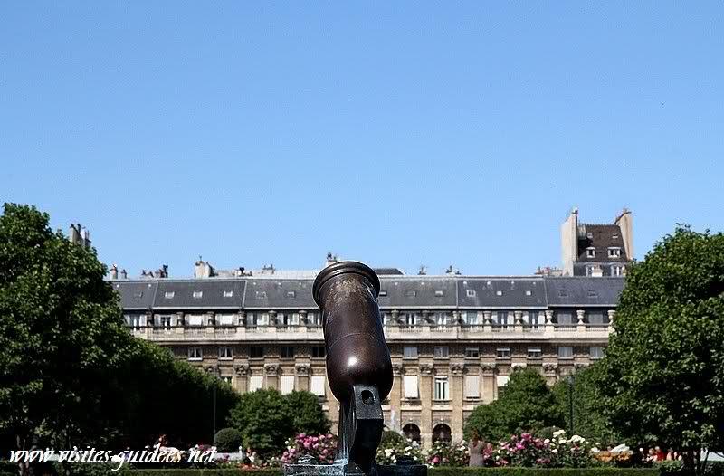 petit canon du Palais-Royal
