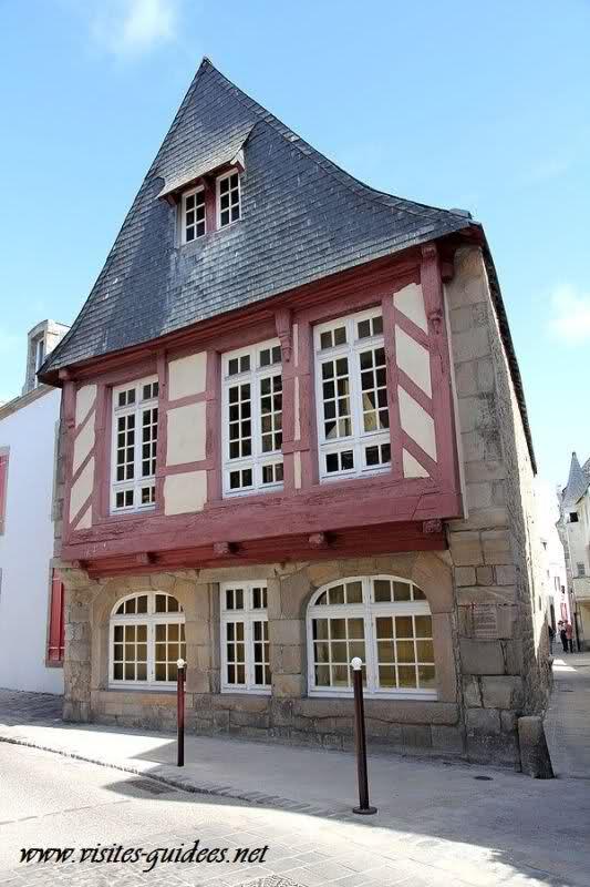 Maison Le Bouistre