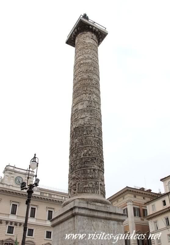 Colonna di Marc Aurele