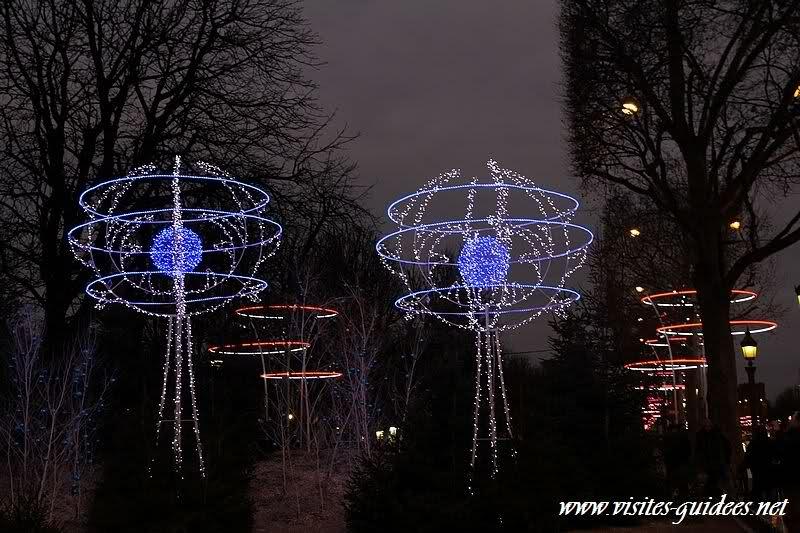 Ront Point Champs Elysées