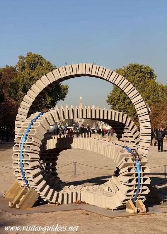 Vincent Ganivet FIAC 2011