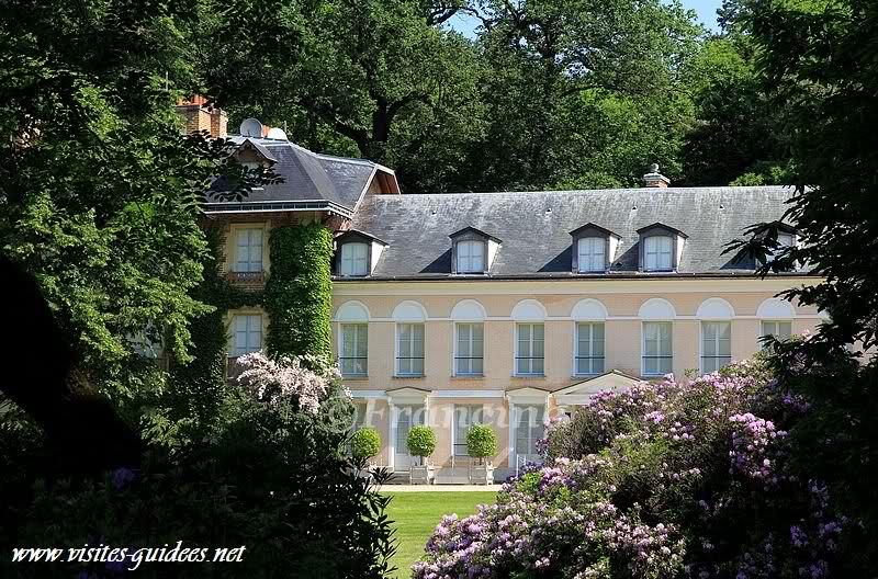 Vallée aux loups maison de Chateaubriand