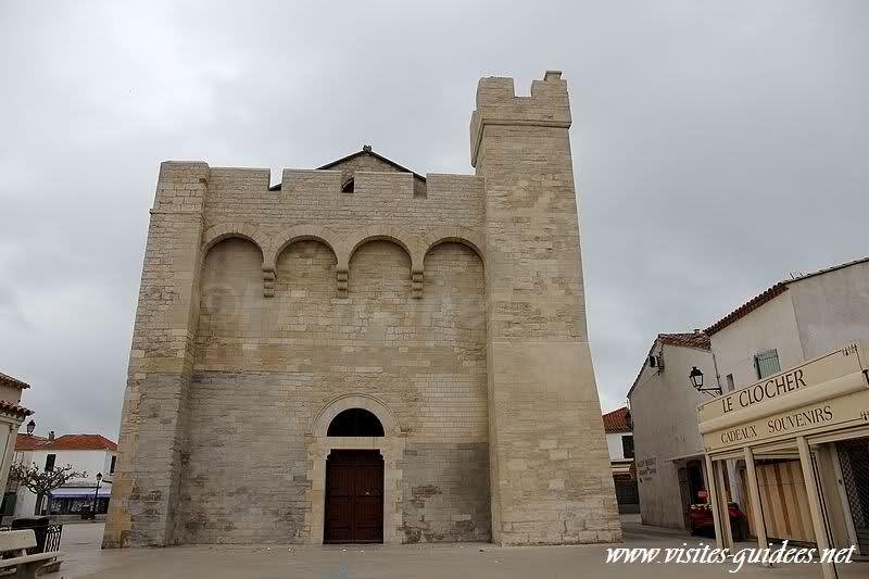 Eglise des Saintes