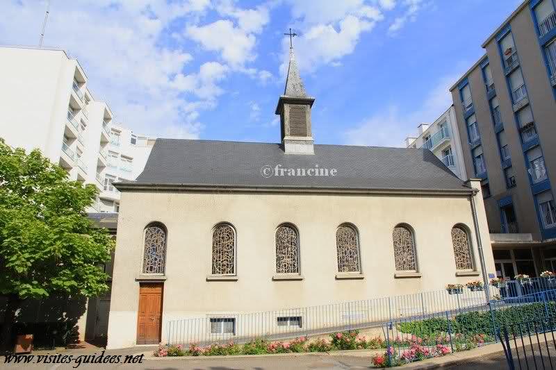 Chapelle Catherine Labouré