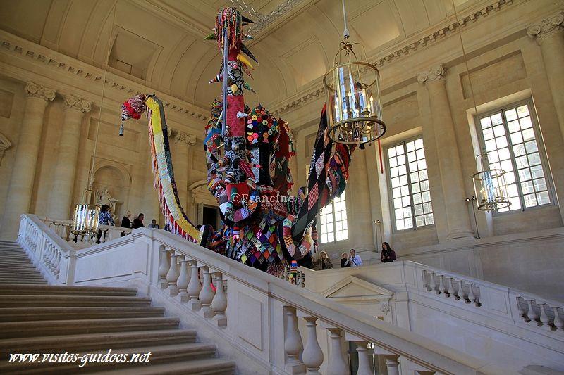 Joana Vasconcelos Versailles