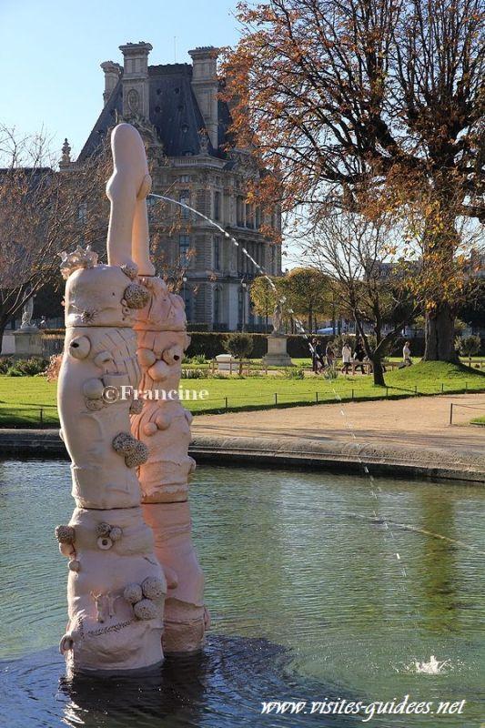 Elsa Sahal Fiac 2012 Tuileries