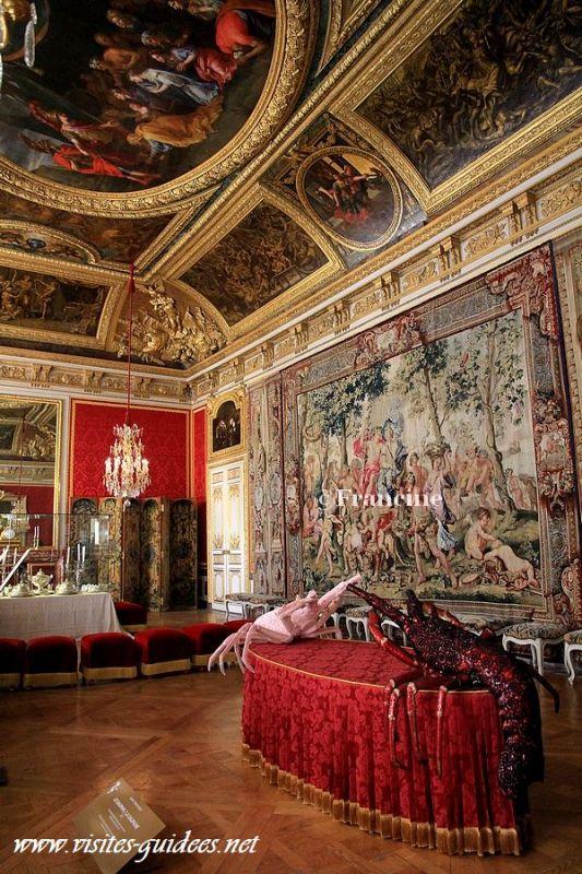 Joana Vasconcelos Versailles Dauphin Dauphine