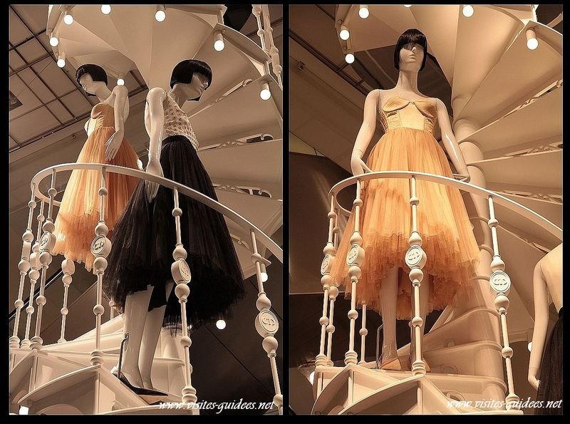 Inspirations parisiennes by Dior