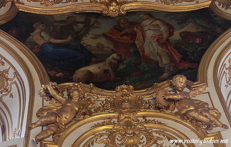 Hôtel de Soubise salon de la princesse