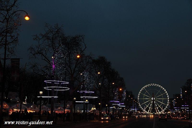 Avenue des Champs Elysées Paris