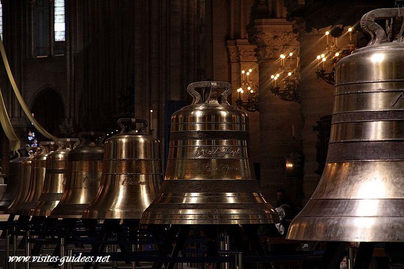 nouvelles cloches de Notre Dame