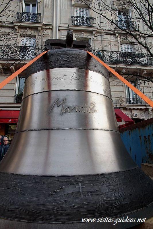 Les nouvelles cloches de Notre Dame de Paris