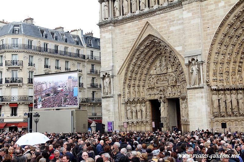 Nouvelles cloches de Notre Dame de Paris
