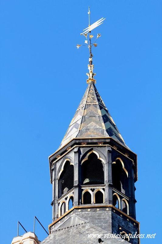 Tour de l Horloge Ile de la Cité