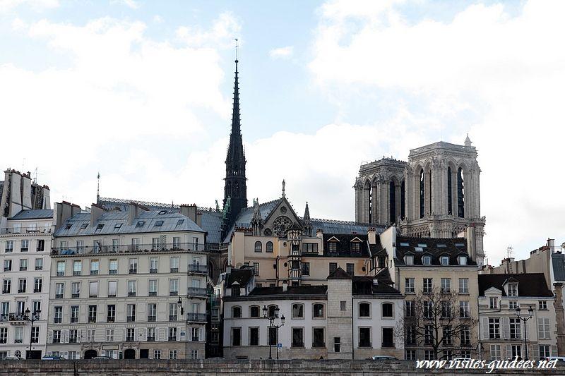 Ile de la Cité Paris