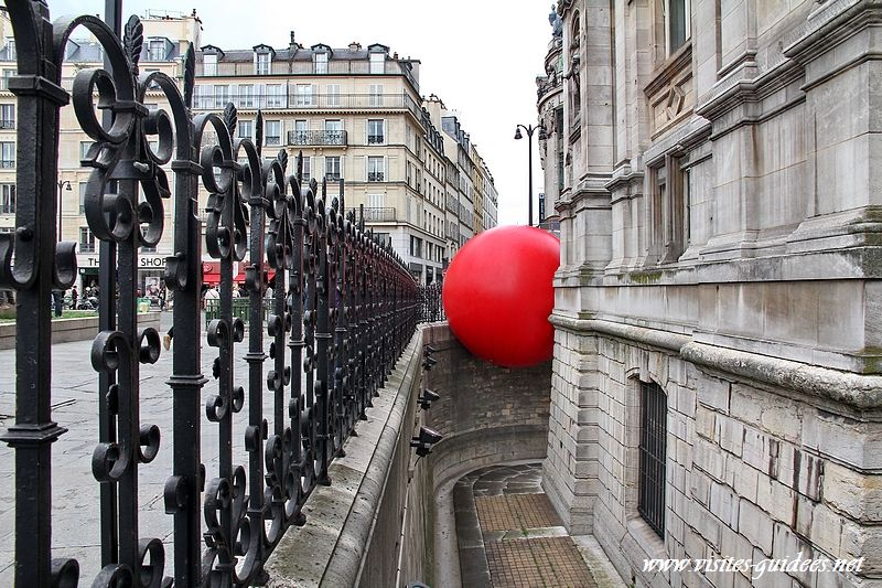 RedBall Project Paris