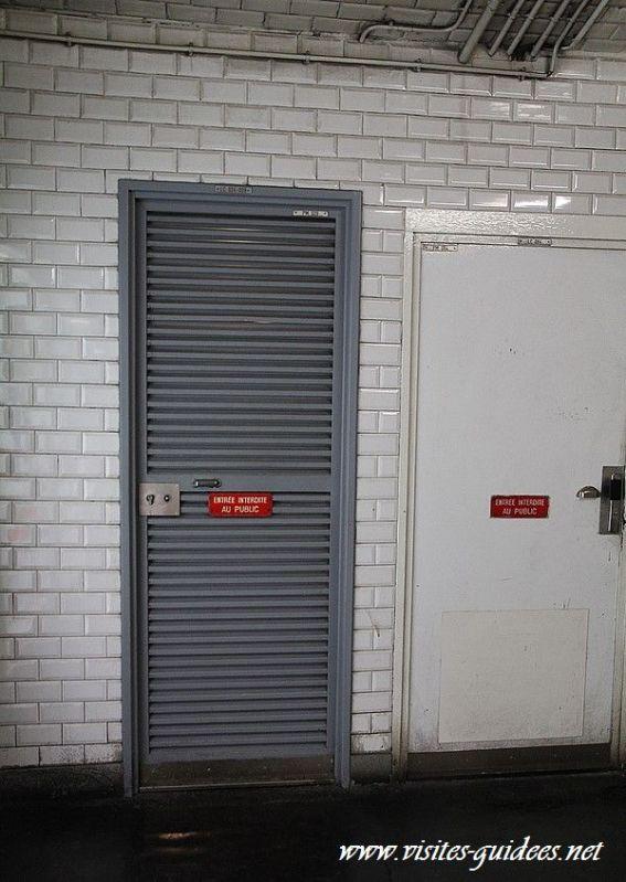 Station fantôme de la Porte des Lilas