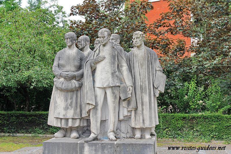 Jardin du Monument aux Mères Françaises