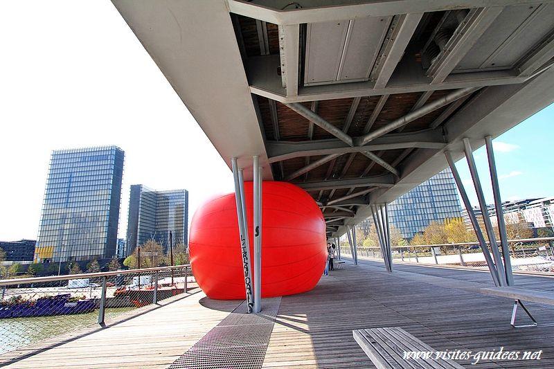 RedBall Project Paris