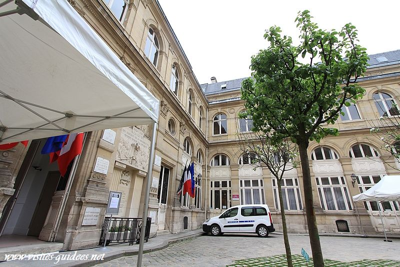 Verger du soldat Laboureur Mairie de Paris 4ème arrondissement