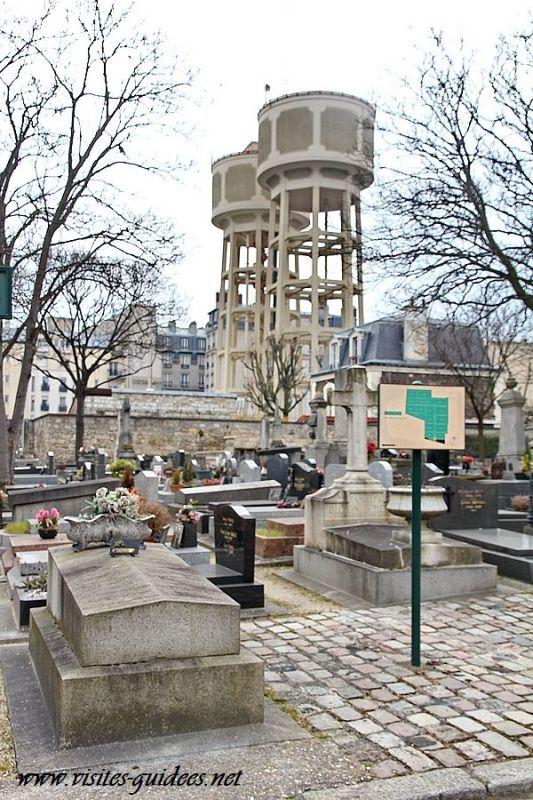 Télégraphe de Chappe Paris 20ème