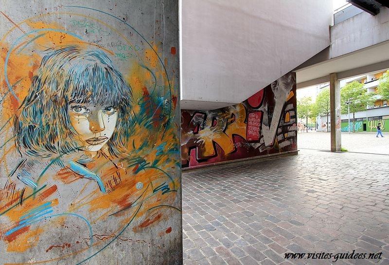C215 Vitry Sur Seine