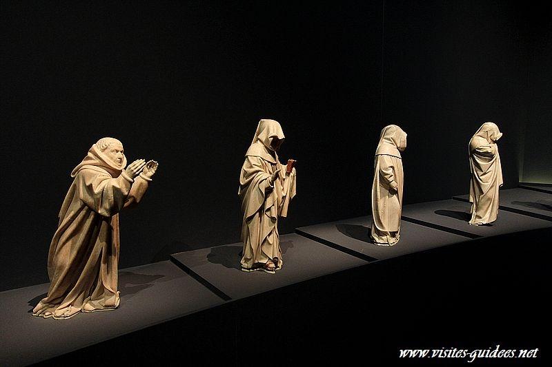 Les pleurants du tombeau de Jean sans Peur