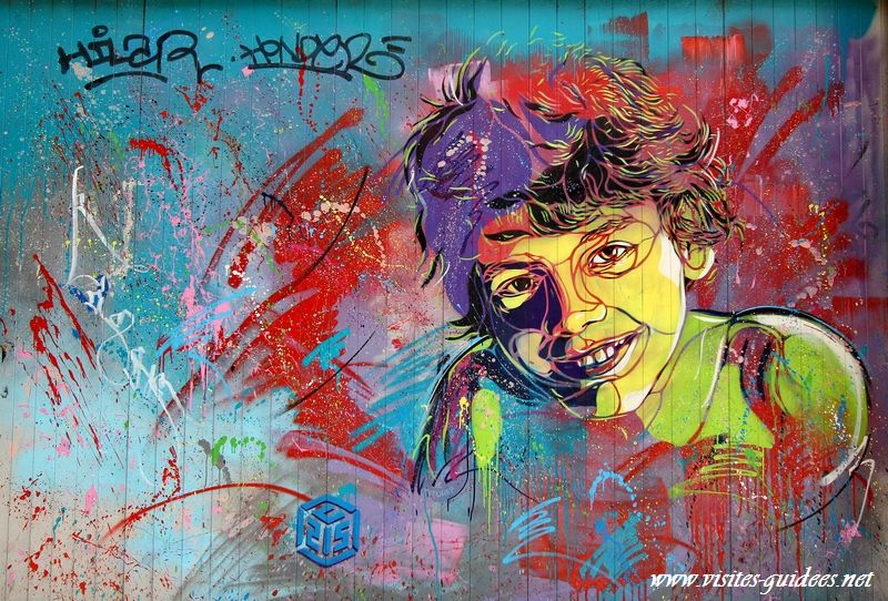 C215 Vitry Sur Seine