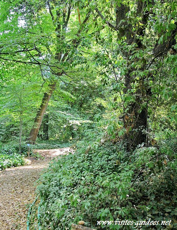 Jardin écologique Paris