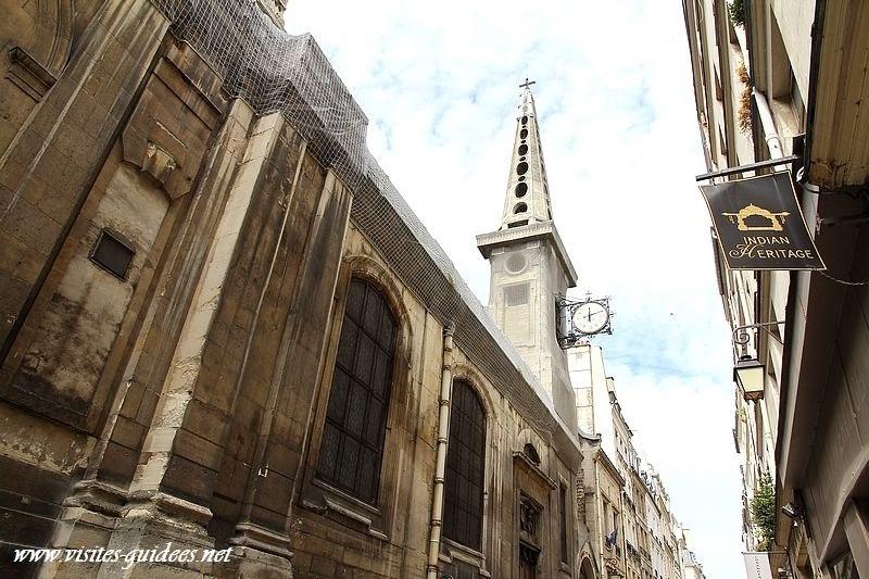 Eglise Saint-Louis-en-L'Ile
